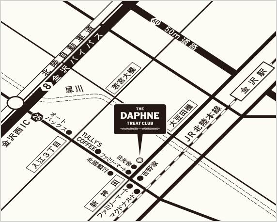 DAPHNE MAP